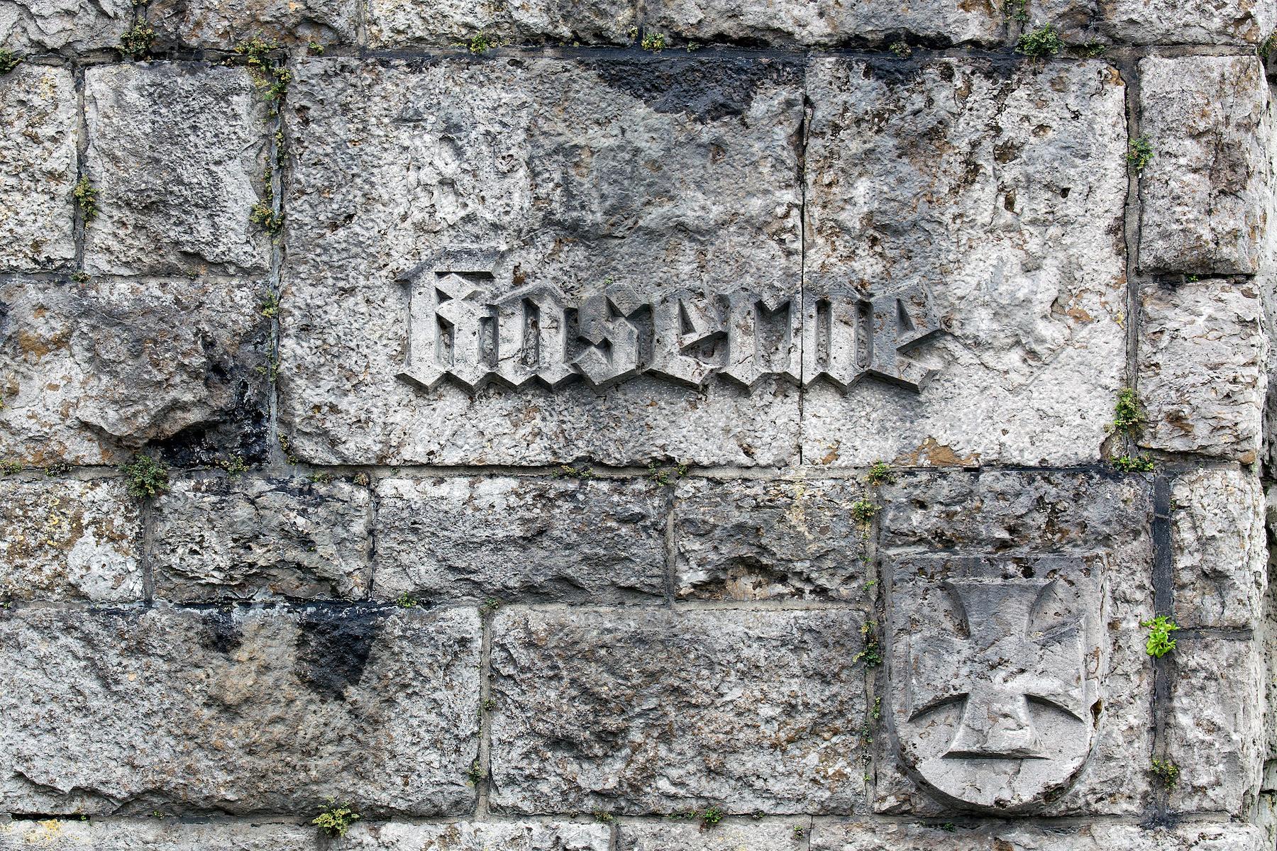 Kasernentor der Adolf-Hitler-Kaserne