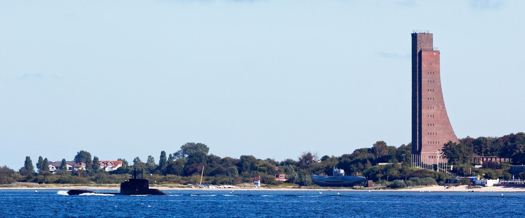 U-Boot der Deutschen Bundesmarine