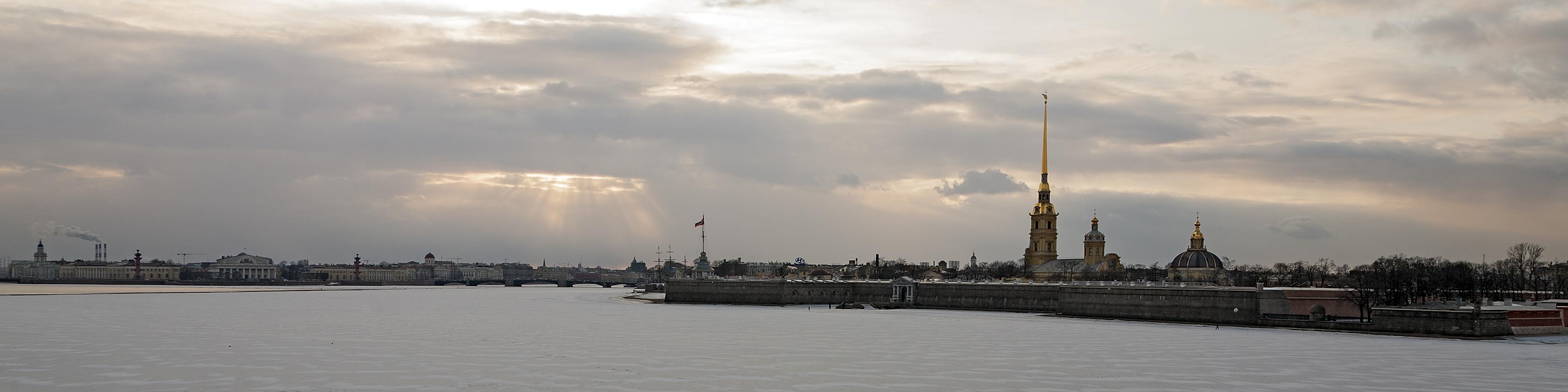 Peter-und-Paul-Festung in Sankt Petersburg