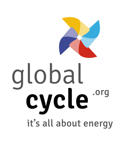 "Logo des Projektes ""Globalcycle"", 2011"