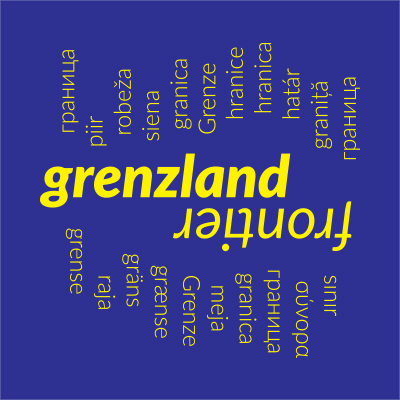"""Logo des Projektes """"Grenzland"""""""